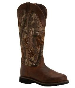 Justin Original Men's Stampede - Best Hiking Snake Boots