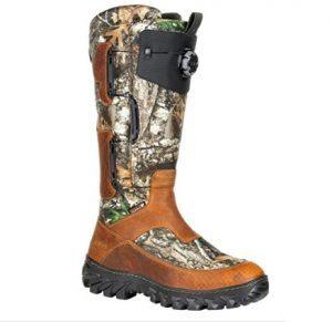 Rocky King Snake BOA Fit System Waterproof Snake Boot