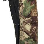 U.S. Solid Snake Gaiters- Snake Guards Snake Proof Leggings for Ultimate Snake Bite Protection, Protects Against All Types of Rattlesnakes, and Other Poisonous Snakes