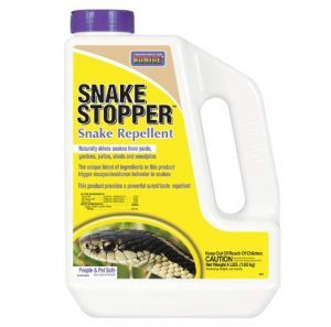 Bonide Products INC 916132 875 Snake Stopper, 4-Pound, 4 lb