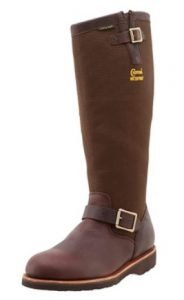 "Chippewa Men's 17"" Waterproof Pull On 25110 Snake Boot"
