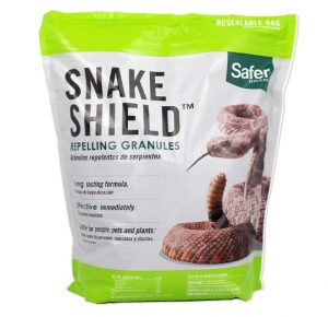 Safer Brand 5951 Shield Snake Repellent Granular – 4 LB, Original version