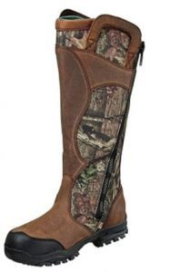 "Thorogood Men's Snake Boot 17"" Waterproof 1400 Hunting Boot"
