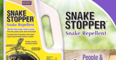 Bonide Snake Stopper Reviews